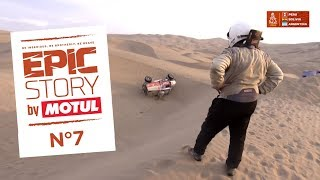 Epic Story by Motul - N°7 - English - Dakar 2018