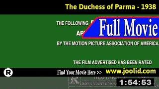 Watch: La contessa di Parma (1938) Full Movie Online