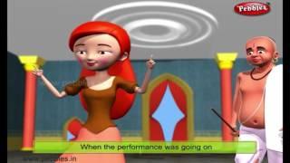 Sharing the Reward | Moral Stories of Tenali Raman For Kids | 3D Tenali Raman Stories in English