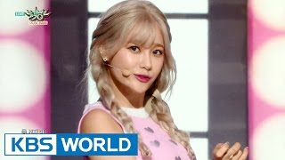 Music Bank - English Lyrics   뮤직뱅크 - 영어자막본 (2016.02.27)