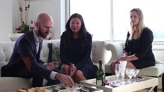 Caviar & Champagne 101 with Sturia & Champagne Jeepers