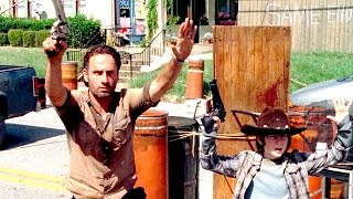 The Walking Dead: Every Time Rick Has Said Carl