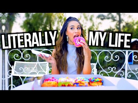 Literally My Life (OFFICIAL MUSIC VIDEO) | MyLifeAsEva