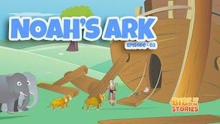 Bible Stories for Kids! Noah