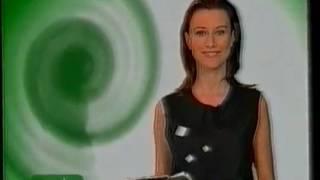 Giorgia Wurth Annunciatrice Rai 3 2003