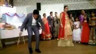 Shubham Kapoor Dance Performance in Cologne (Suit tera lal rang da, Shanivaar raati, Palat)