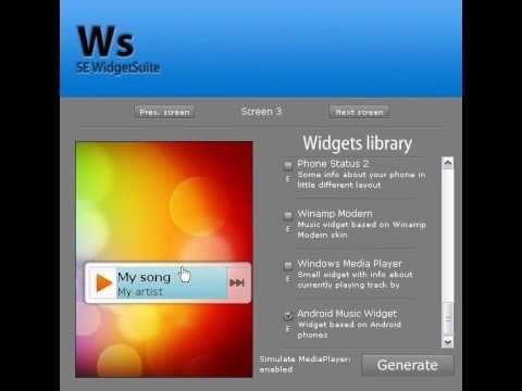 Se Widgetsuite Editor Release 2