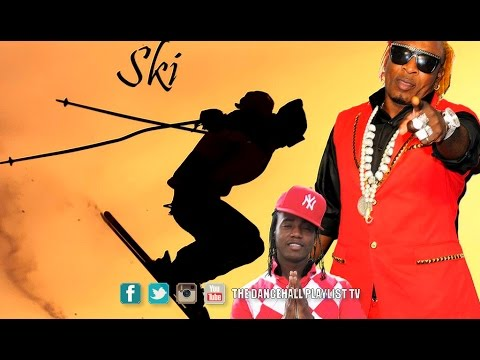 Elephant Man & Kiprich - Ski (New Dance) 2017