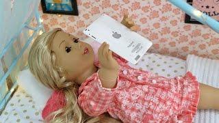 American Girl Morning Routine