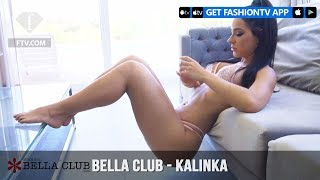 Kalinka Rocha Bella Club Photography Behind-The-Scenes Sexy Photoshoot | FashionTV | FTV
