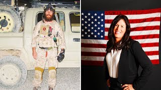 Trans Navy SEAL To Trump: 'Let's Meet Face To Face'