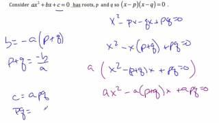 IB Math HL - Sum and Product of Quadratics 13.02.2