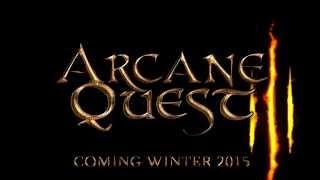 Arcane Quest 3 - Title teaser trailer