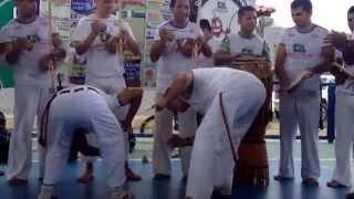 Mestre Peninha em Crateus no evento do batata Raizes do Brasil