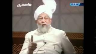 The birth of MTA ( Muslim Television Ahmadiyya) Part 2