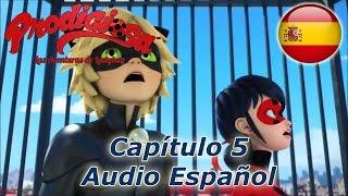 Capitulo 5-Prodigiosa- Las Aventuras de Ladybug Sub en Español