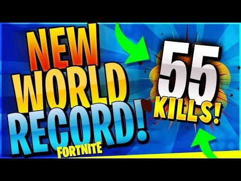 Xxx Mp4 NEW WORLD RECORD 55 KILL WIN Fortnite Battle Royale 3gp Sex