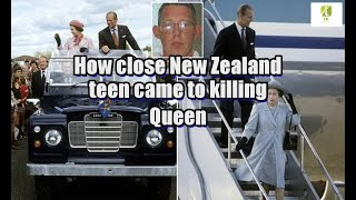 How close New Zealand teen came to killing Queen