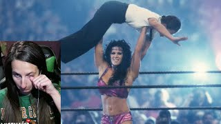 WWE Raw 4/25/16 Chyna Tribute