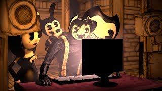 The Best Bendy And The Ink Machine Animated Adventures Movie Scene Compilation Chapter 3