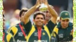 Pakistan T20 Cricket World Cup Champions Final AT Lords -STAND UP FOR THE CHAMPIONS