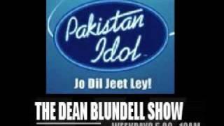 PAKISTAN IDOL 102.1 FM The Edge THE DEAN BLUNDELL SHOW TORONTO