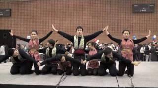 Indonesian Student Association - Tari saman