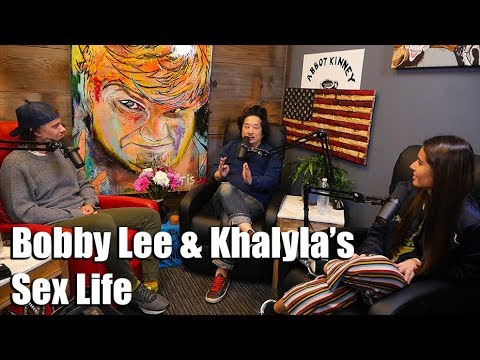 Xxx Mp4 Theo Von Grills Bobby Lee Amp Khalyla On Their Sex Life Amp Relationship 3gp Sex