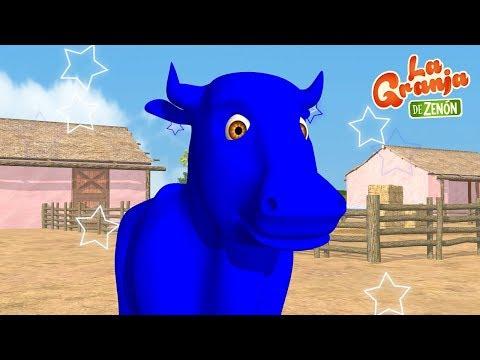 Xxx Mp4 Pinta Y Limpia A La Vaca Lola Aprende Los Colores En La Granja La Granja De Zenón 3gp Sex