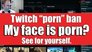 Retarded Twitch Banned this for