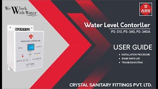 ARK - Water Level Controller - User Guide