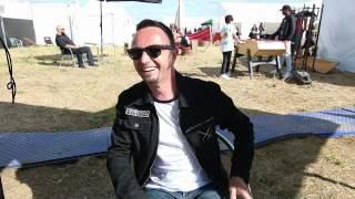 Interview Gojira avec Jean-Michel Labadie - Download festival france le 9/6/2017