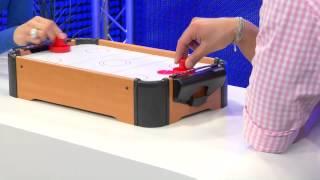 Playtastic Mini-Air-Hockey im Tischformat