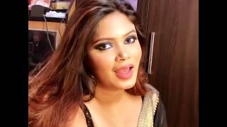 Actress Subadra Hot Desi Actress Saree Blouse