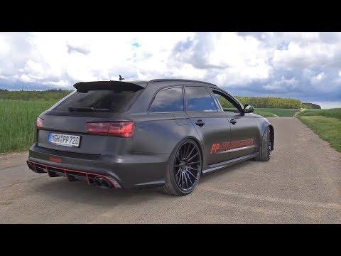 Xxx Mp4 750HP Audi RS6 Avant C7 PP Performance REVS LAUNCHES ACCELERATIONS 3gp Sex