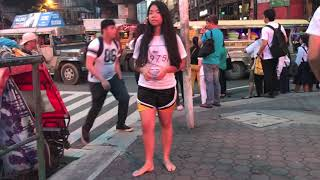 Urban Poverty- Social Experiment (Surviving on Barefeet)