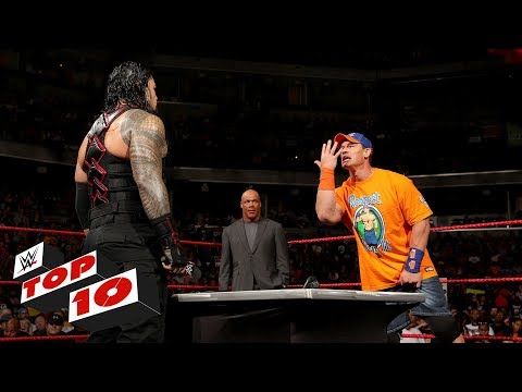 Xxx Mp4 Top 10 Raw Moments WWE Top 10 August 28 2017 3gp Sex
