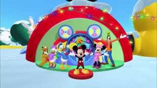 Mickey Mouse Clubhouse - Hot Dog Christmas Dance - Disney Junior UK HD