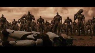 映画「テラフォーマーズ」の予告編をかっこよくしてみた。 Terra Formars Movie Trailer (Prometheus Style)