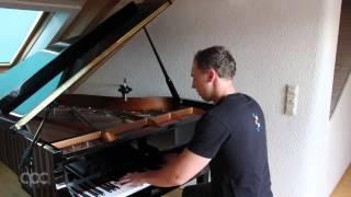 Enya - Only Time (Benedikt Waldheuer Piano Cover ᴴᴰ)