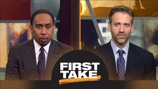 Stephen A. and Max debate if LaMelo and LiAngelo Ball are worth the hype | First Take | ESPN