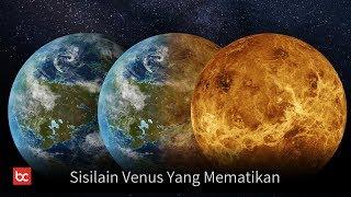 Fakta Menarik Planet Venus Planet Padat Tanpa Kehidupan
