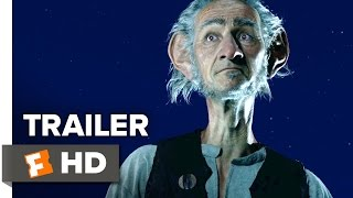 The BFG Official Trailer #1 (2016) - Bill Hader, Mark Rylance Movie HD