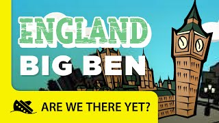 England: Big Ben - Travel Kids in Europe