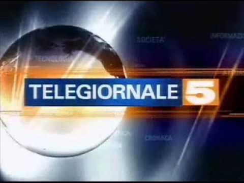 SIGLA TG5 CON FINALE