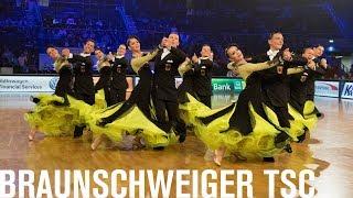 Braunschweiger TSC, GER | 2017 World Formation Standard | The Final | DanceSport Total