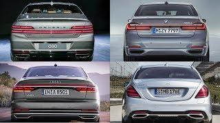 TOP 6 Fantastic Luxury Sedan 2020