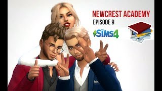 HIGH SCHOOL DANCE GONE WRONG | NEWCREST ACADEMY | EP. 9 | A Sims 4 Series