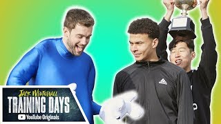 Son vs Dele in the Ultimate Football Gameshow | Jack Whitehall: Training Days