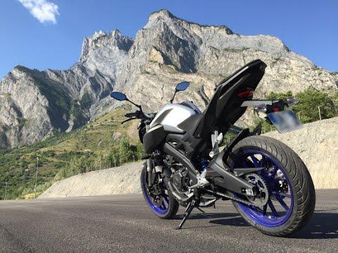 Yamaha MT 125 Full Option